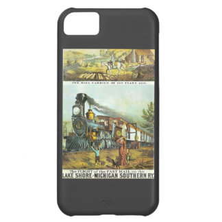 The Flight of The Fast Mail iPhone 5C Cases