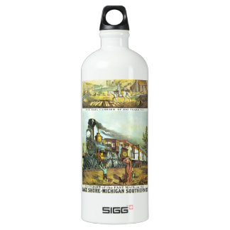 The Flight of The Fast Mail SIGG Traveller 1.0L Water Bottle