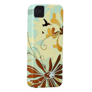 The Flight of the Hummingbird iPhone 4 Case