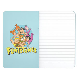 The Flintstones and Rubbles Family Graphic Journal