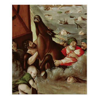The Flood, 1516 Poster