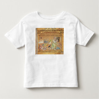 The Flood, from the Atrium, detail of Noah Toddler T-Shirt