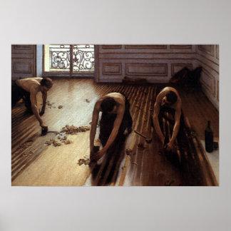 The Floor Scrapers Poster