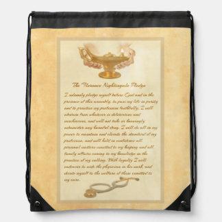 The Florence Nightingale Pledge Rucksacks