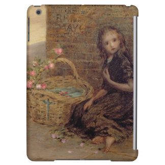 The Flower Girl, 1872 (oil on canvas)