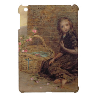 The Flower Girl, 1872 (oil on canvas) Case For The iPad Mini