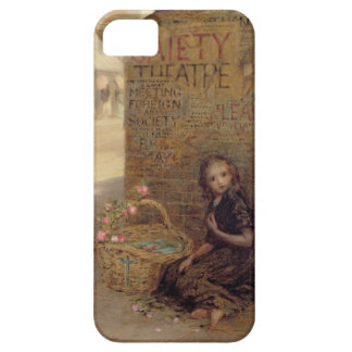 The Flower Girl, 1872 (oil on canvas) iPhone 5 Covers