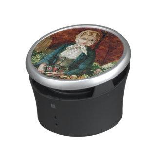 The Flower Girl Bluetooth Speaker