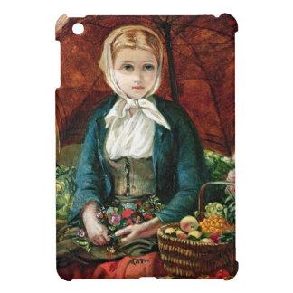 The Flower Girl iPad Mini Cases