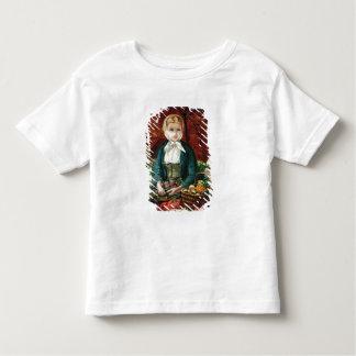 The Flower Girl Toddler T-Shirt
