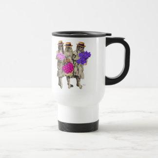 The Flower Girls Travel Mug Mug