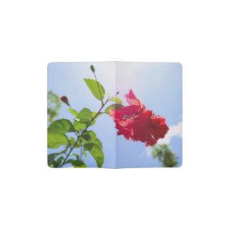 The flower in the garden that I find. Pocket Moleskine Notebook