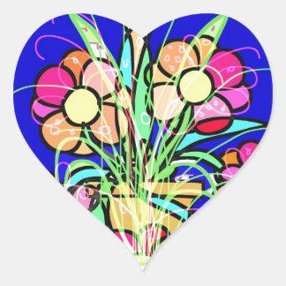 The Flower Pot. Sticker