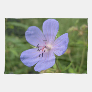 The Flower Tea Towel