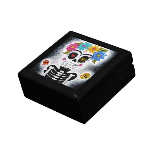 The Flowery Skull Gift Box