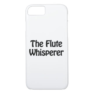 the flute whisperer iPhone 7 case