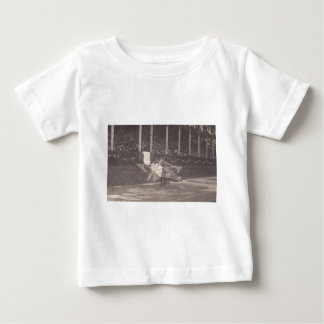 The Flying Bicycle Baby T-Shirt