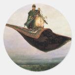 The Flying Carpet Sticker