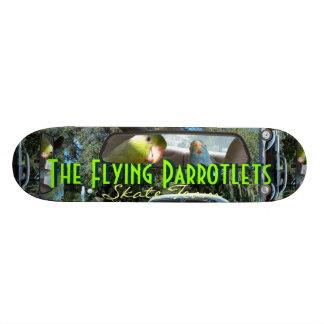 The Flying Parrotlets Skateboard Deck Skate board