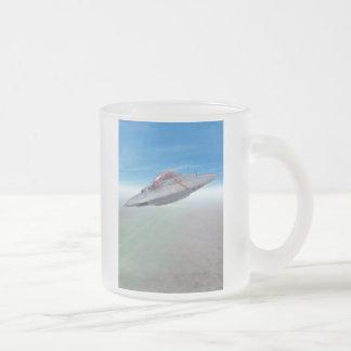 The Flying Saucer Mug