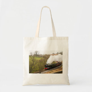 The Flying Scotsman Tote Bag