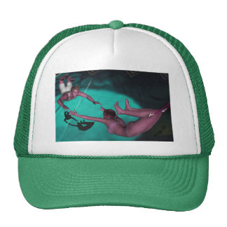 The Flying Trapeze Cap