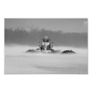 The Fog Taketh Photo
