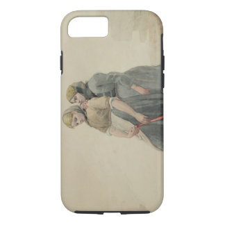 The Foghorn, 1883 (w/c) iPhone 8/7 Case