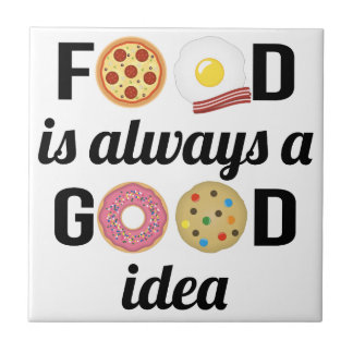 The Food Lover Tile