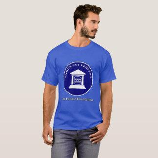 The Foodie Foundation Tshirt in Dark Tones!
