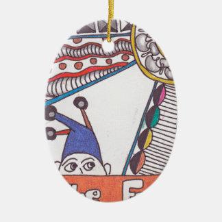 The Fool Christmas Tree Ornaments