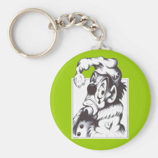 The Fool in Love Key Chains