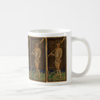 The Fool Tarot Card Coffee Mug