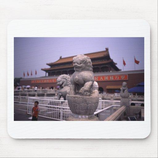 The Forbidden City Beijing China Mousepad
