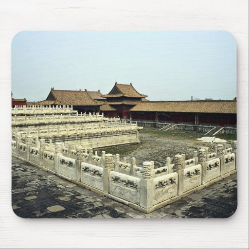 The Forbidden City, Beijing, China Mouse Pads
