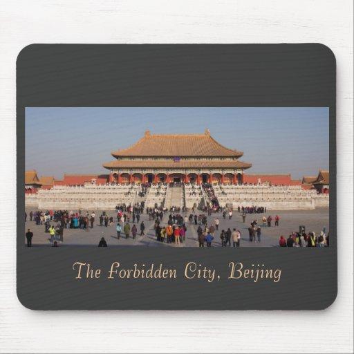 The Forbidden City, Beijing Mouse Mats