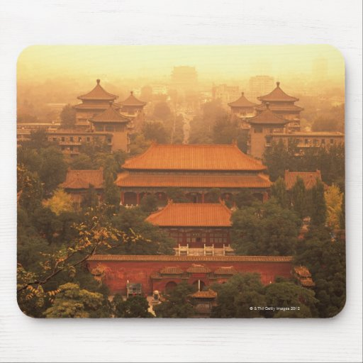 The Forbidden City Mouse Pad