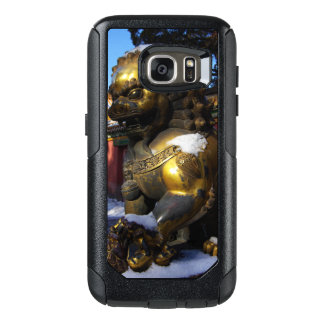 The Forbidden City-The Gilded Lion OtterBox Samsung Galaxy S7 Case