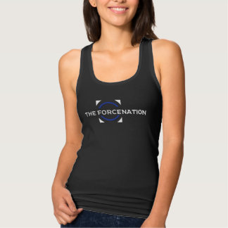 The Force Nation Summit '17 New Orleans Racer Tank