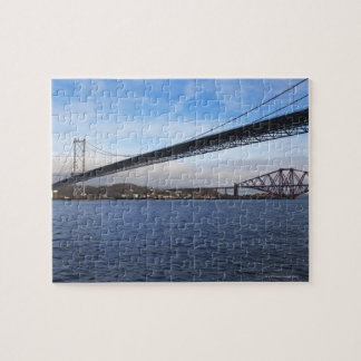 The foreground Forth Road Bridge is a suspension b Puzzles