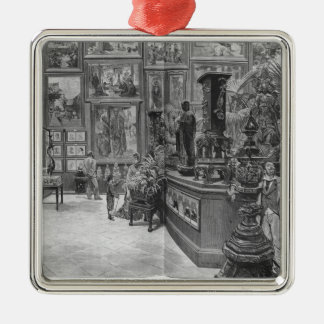 The foreign retrospective galleries christmas ornament