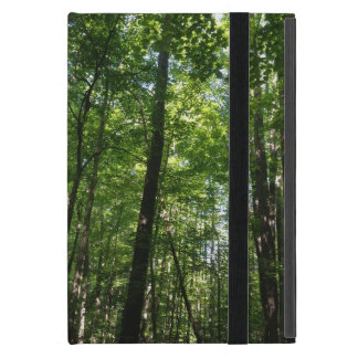 The forest - a green escape iPad mini cover