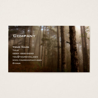 The Forest Business Card