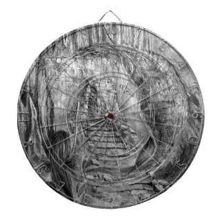 The Forest Guardians Dartboard
