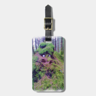 The Forest Troll Luggage Tag