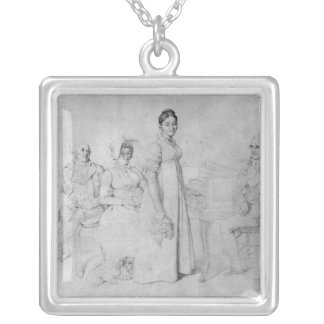 The Forestier Family Silver Plated Necklace