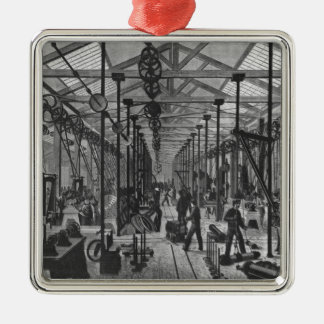 The forges of Ivry Christmas Ornament