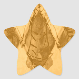 The Forgotten children Star Sticker