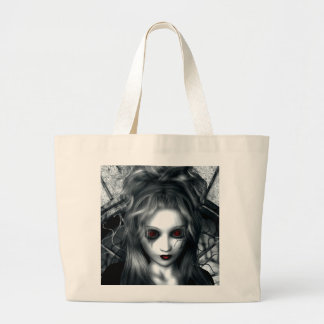 The Forgotten Tempest Gothic Art Tote Bag