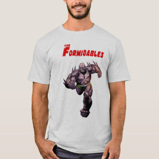 The Formidable Stalagmite T-Shirt